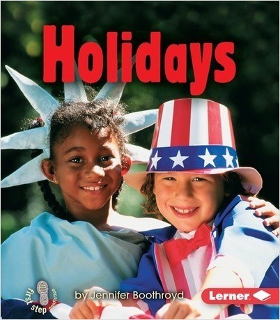 Cover: Holidays