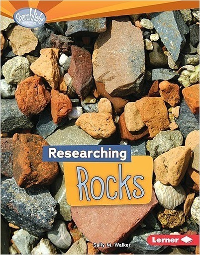 Cover: Researching Rocks