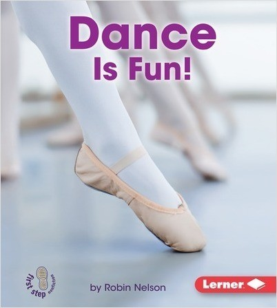 Cover: Dance Is Fun!