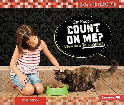 Cover: Can People Count on Me?: A Book about Responsibility