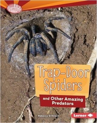Cover: Trap-Door Spiders and Other Amazing Predators