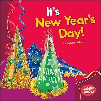 Cover: It's New Year's Day!
