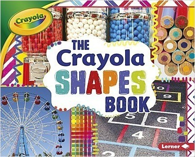 Cover: The Crayola ® Shapes Book