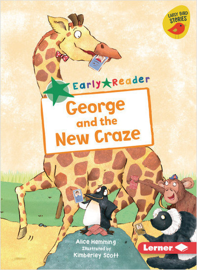Cover: George and the New Craze