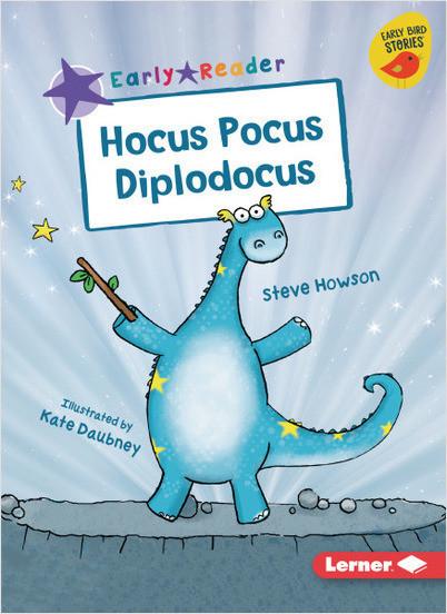 Cover: Hocus Pocus Diplodocus