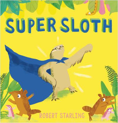 Cover: Super Sloth