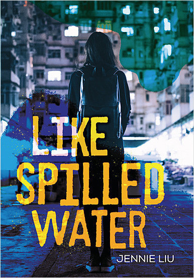 Cover: Like Spilled Water