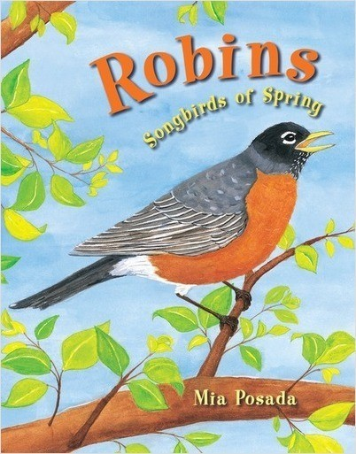 Cover: Robins: Songbirds of Spring