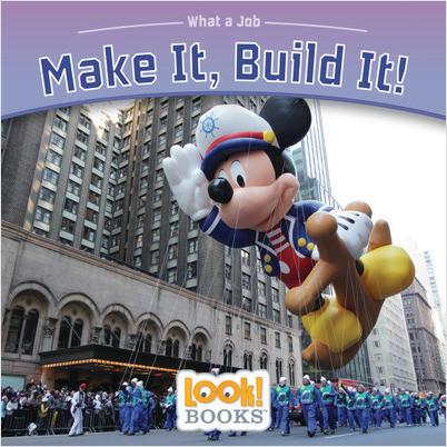 Cover: Make It, Build It!
