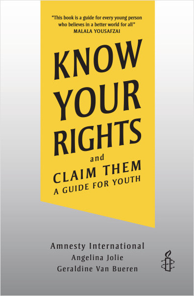 Cover: Know Your Rights and Claim Them: A Guide for Youth
