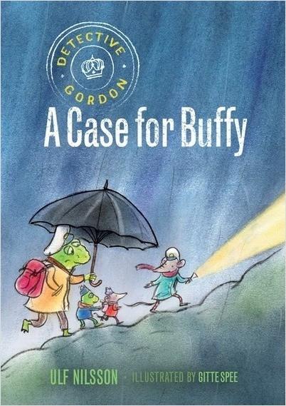 Cover: Detective Gordon: A Case for Buffy