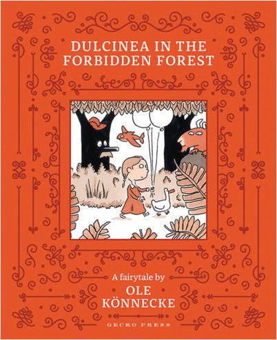 Cover: Dulcinea in the Forbidden Forest