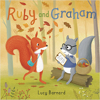 Cover: Ruby and Graham