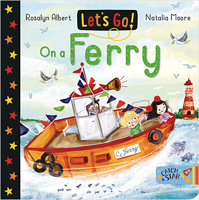 Cover: Let's Go on a Ferry