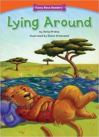 Cover: Lying Around