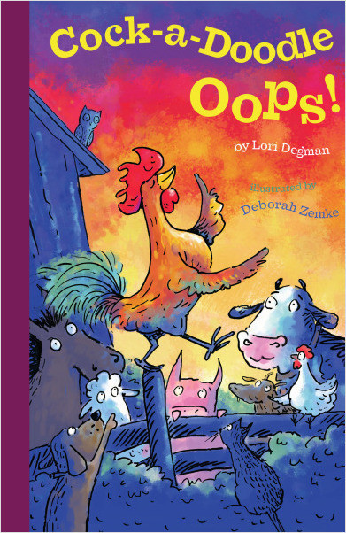 Cover: Cock-a-Doodle-Oops!