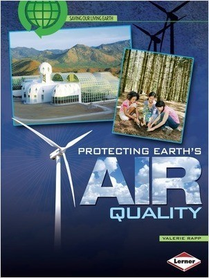 Cover: Protecting Earth's Air Quality
