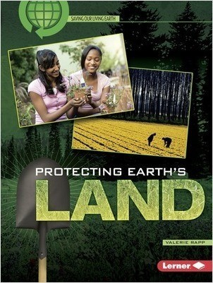 Cover: Protecting Earth's Land