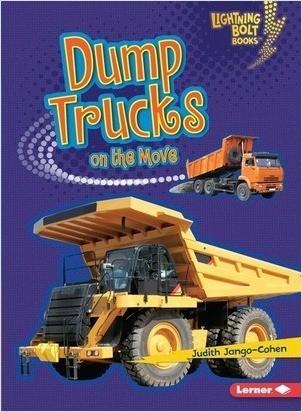 Cover: Dump Trucks on the Move