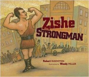 Cover: Zishe the Strongman