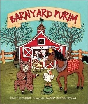 Cover: Barnyard Purim