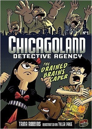 Cover: Chicagoland Detective Agency — Audisee® eBook with Audio Set