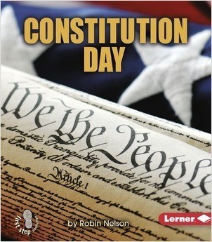Cover: Constitution Day