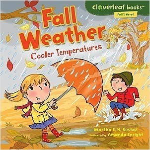 Cover: Fall Weather: Cooler Temperatures