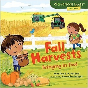 Cover: Fall Harvests: Bringing in Food