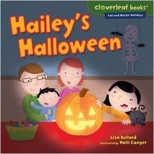 Cover: Hailey's Halloween