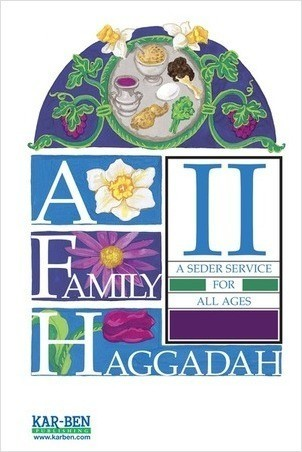 Cover: A Family Haggadah II
