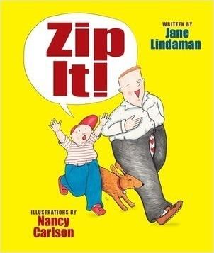 Cover: Zip It!