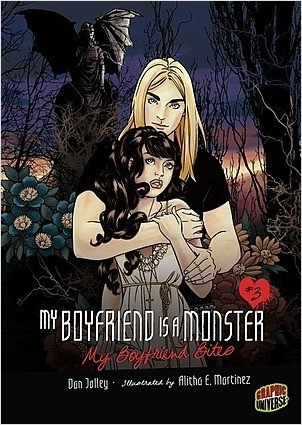 Cover: My Boyfriend Bites: Book 3
