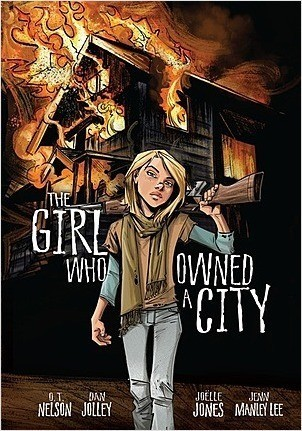 Cover: The Girl Who Owned a City: The Graphic Novel