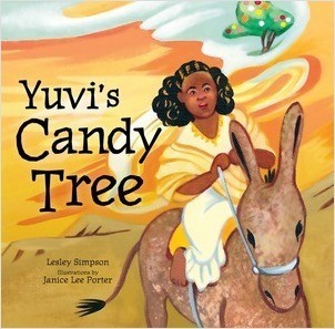 Cover: Yuvi's Candy Tree
