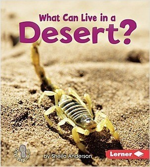 Cover: What Can Live in a Desert?