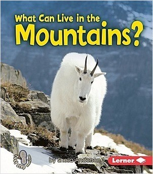 Cover: What Can Live in the Mountains?