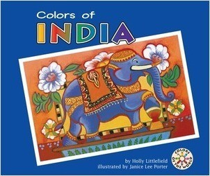 Cover: Colors of India