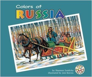 Cover: Colors of Russia