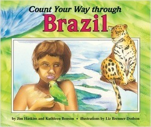 Cover: Count Your Way through Brazil