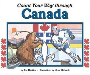 Cover: Count Your Way through Canada