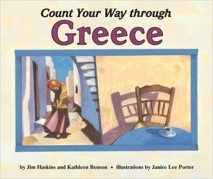 Cover: Count Your Way through Greece