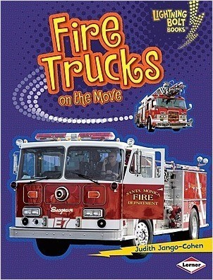 Cover: Fire Trucks on the Move