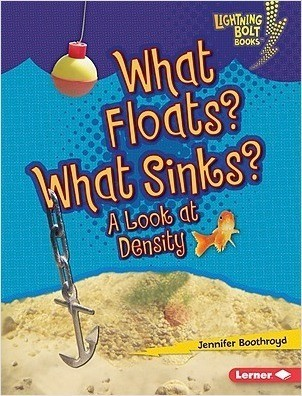 Cover: What Floats? What Sinks?: A Look at Density