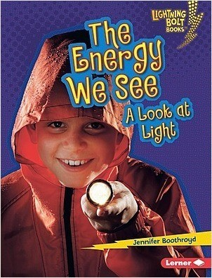 Cover: The Energy We See: A Look at Light