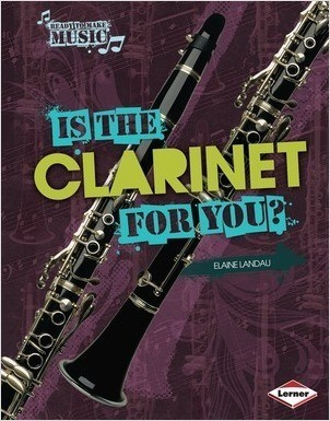 Cover: Is the Clarinet for You?