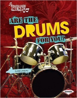 Cover: Are the Drums for You?
