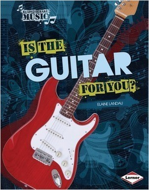 Cover: Is the Guitar for You?