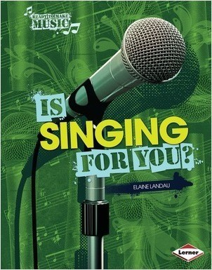 Cover: Is Singing for You?