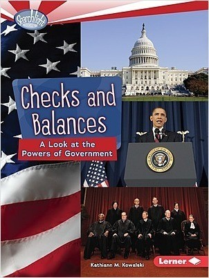 Cover: Checks and Balances: A Look at the Powers of Government